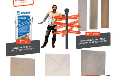 Promo | Pulsactions Carrelage