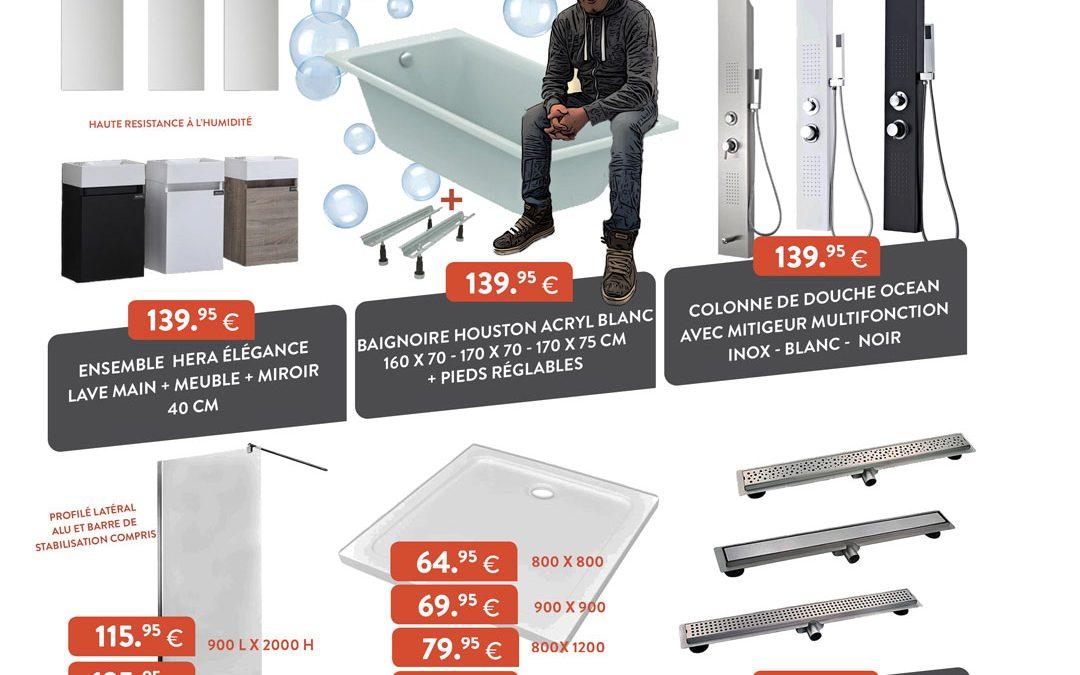 Promo | Pulsactions Salle de bain