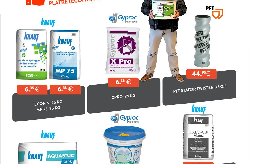 Promo | Pulsactions Plafonnage