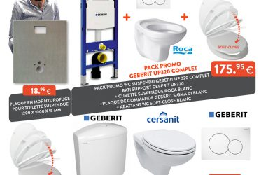 Promo | wc et accessoires