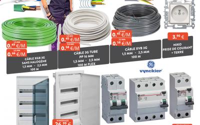Promo |⚡️ prix électriques ⚡️