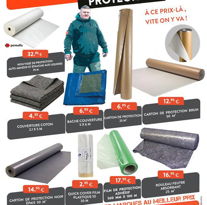 Promo |types de protection