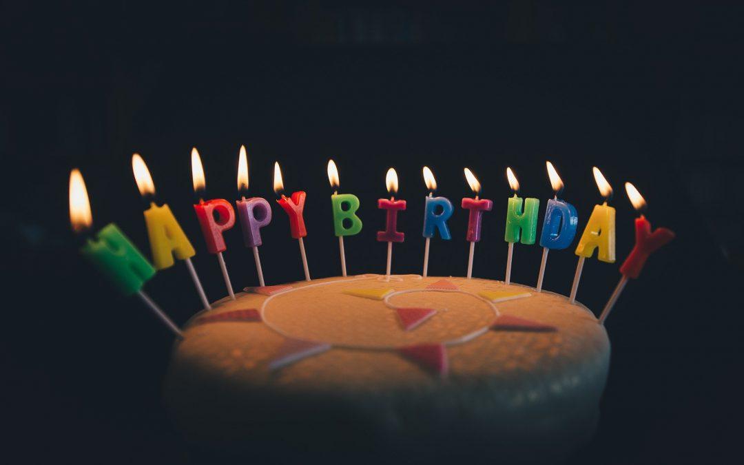 Actu |un très joyeux anniversaire 🎂